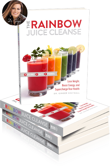 The Rainbow Juice Cleanse Book