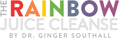 The Rainbow Juice Cleanse by Dr. Ginger